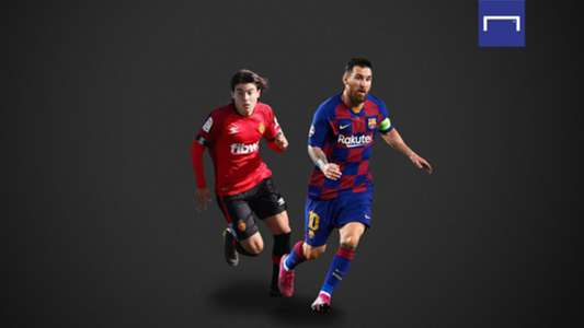Luka Romero, el mexicoargentino del Mallorca, debutó en La Liga contra Real Madrid | Goal.com