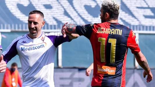 Le vilain geste de Franck Ribéry | Goal.com