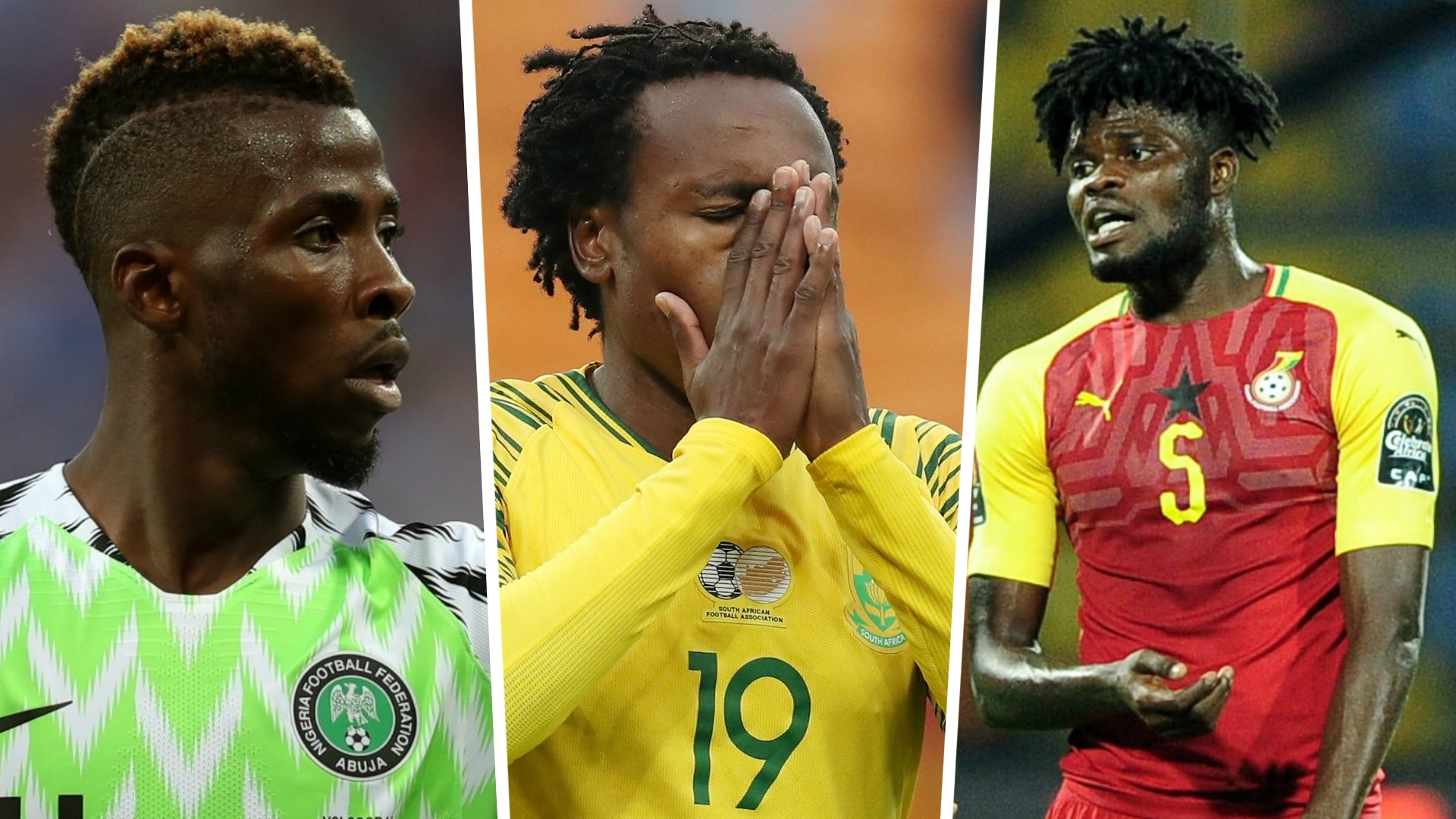 Arsenal's Partey, Brighton's Tau & Leicester City's Iheanacho ruled out of World Cup qualifiers