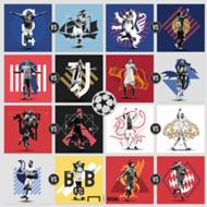 Champions League last 16 draw 2018-19