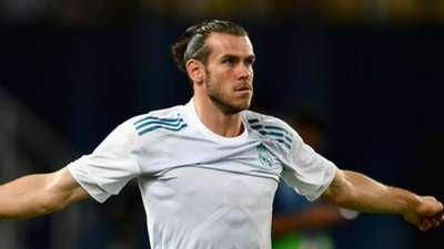 Gareth Bale Real Madrid UEFA Super Cup
