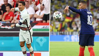 Kylian Mbappe Ronaldo