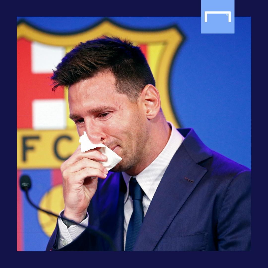 Video: Messi sends heartfelt message to Barca faithful