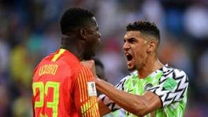 Nigeria vs. Iceland - Francis Uzoho, Leon Balogun