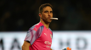040320 Claudio Bravo Sheffield Wednesday Manchester City