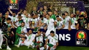 2019-07-20 Algeria 2019 Africa Cup of Nations