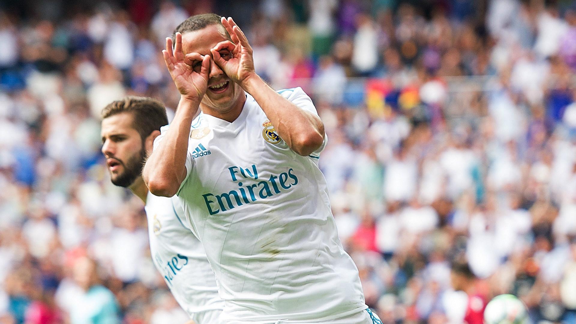 Lucas Vazquez Real Madrid Levante LaLiga