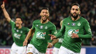 Ryad Boudebouz Saint-Etienne 2019-20