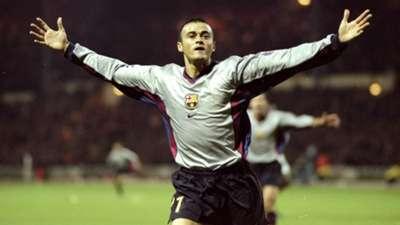 Luis Enrique Barcelona 1999