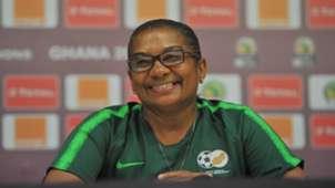 Desiree Ellis South Africa Banyana Banyana coach