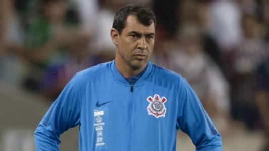 """""""Se Corinthians não melhorar, não classifica para a Libertadores"""", avisa Carille"""