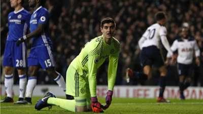 Thibaut Courtois Chelsea Premier League