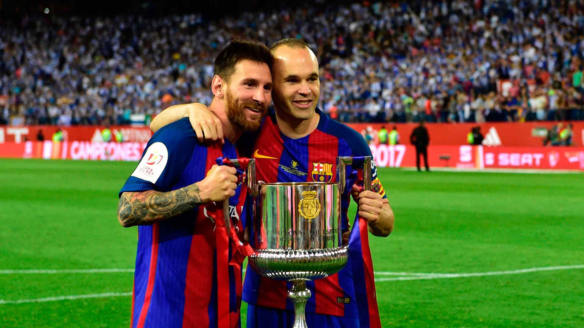 Iniesta: Barcelona's golden generation will never be repeated
