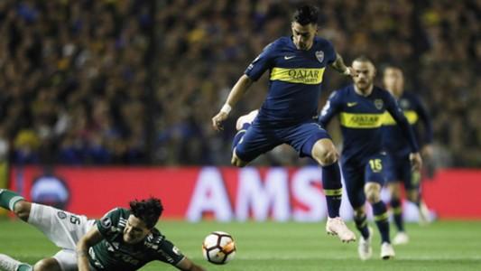 Gustavo Gomez Pavon Boca Palmeiras Copa Libertadores Semifinal Ida 24102018