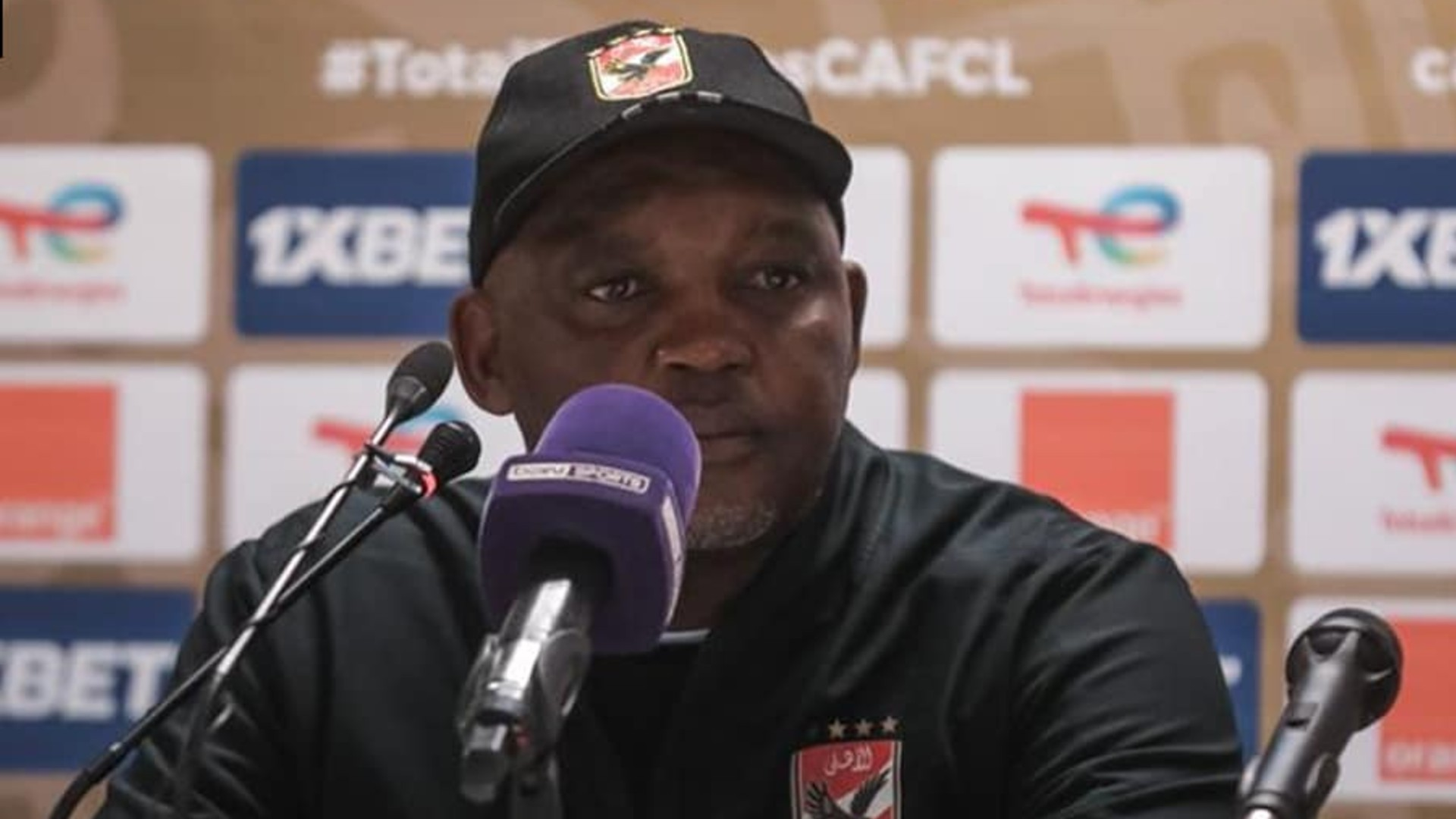 Mosimane fined by Al Ahly after shock Egyptian Super Cup defeat