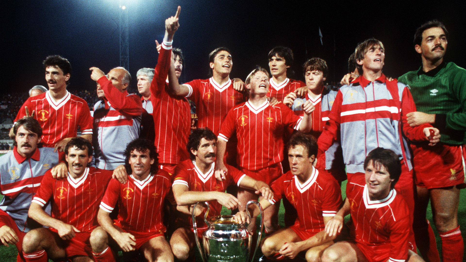 Liverpool European Cup 1984