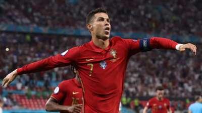 Cristiano Ronaldo vs Prancis 2021