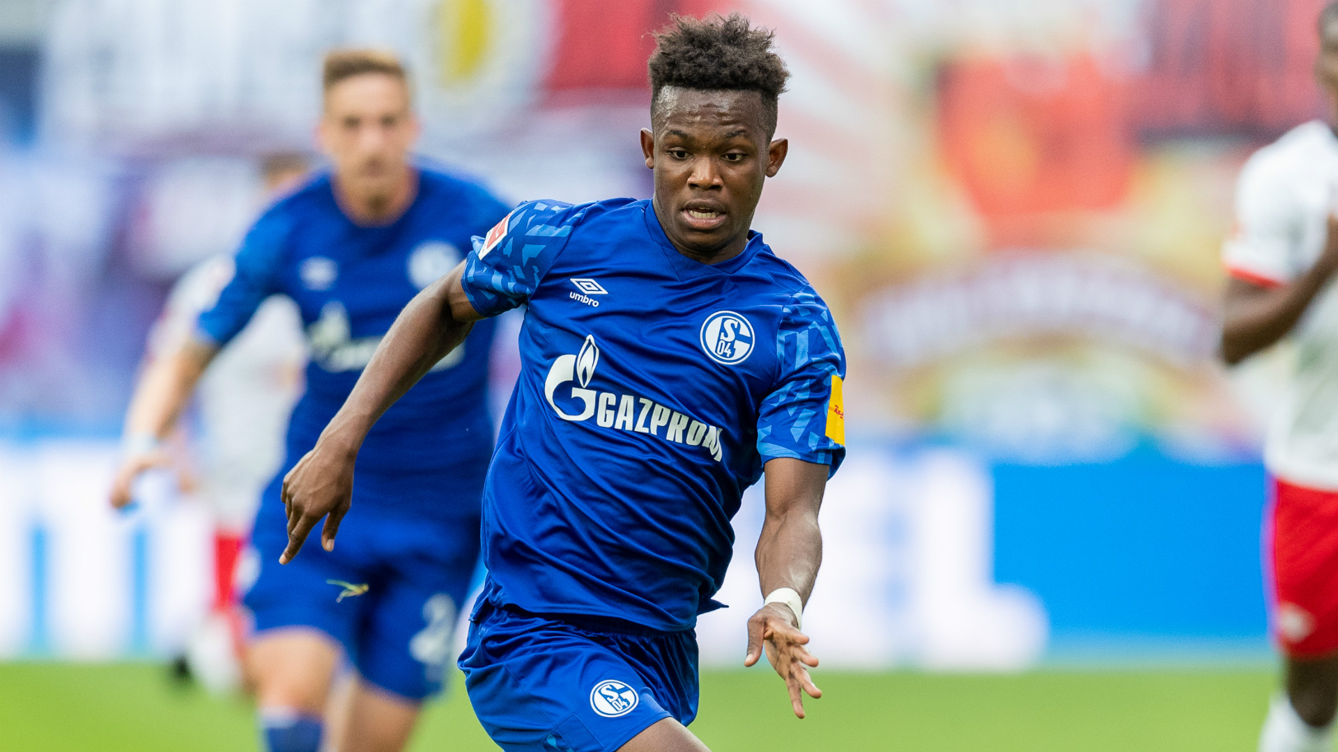 'I just want to do well at Schalke' - Matondo ignoring Manchester United rumours