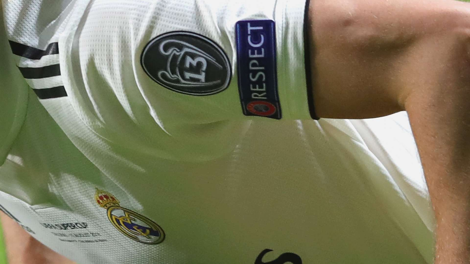 Parecer toma una foto Variante  La camiseta del Real Madrid en la Champions League: el parche de campeón,  dónde comprar, cuánto cuesta, dorsales y lo que necesitas saber | Goal.com