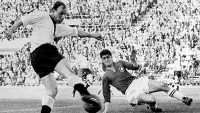 Uwe Seeler West Germany