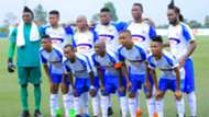 Azam FC at Cecafa tournament.