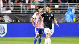 Chicharito presumió en redes sociales ser el máximo goleador de la Selección mexicana en Mundiales