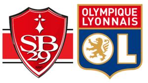 Stade Brestois-Olympique Lyonnais, 7ème journée de Ligue 1, le mercredi 25 septembre 2019