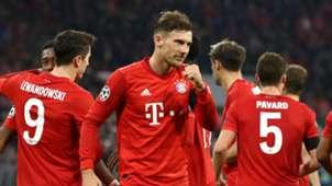 Leon Goretzka Bayern Munich Champions League 2019-20