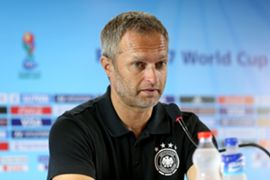 Germany U17 coach