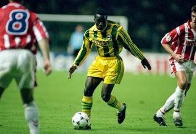 Nantes Champions League 1995
