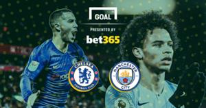 Bet365 Chelsea v Manchester City