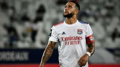 Memphis Depay Lyon Ligue 1 04102020