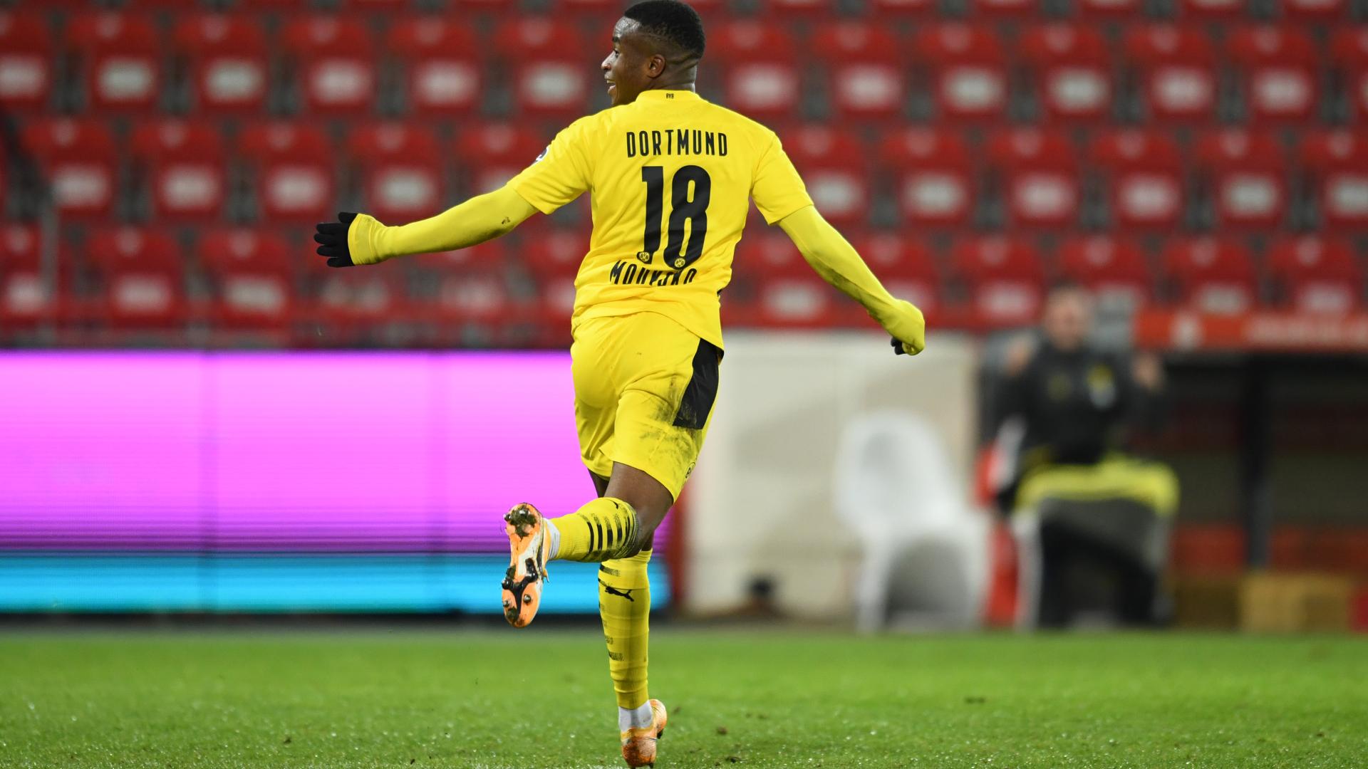 Moukoko Becomes Youngest Bundesliga Scorer But Dortmund Lose To Berlin
