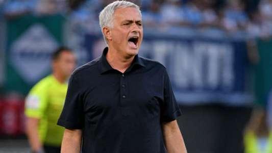 Keine Pressekonferenz: Roma-Trainer Jose Mourinho nach Derby-Niederlage nicht gesprächsbereit | Goal.com