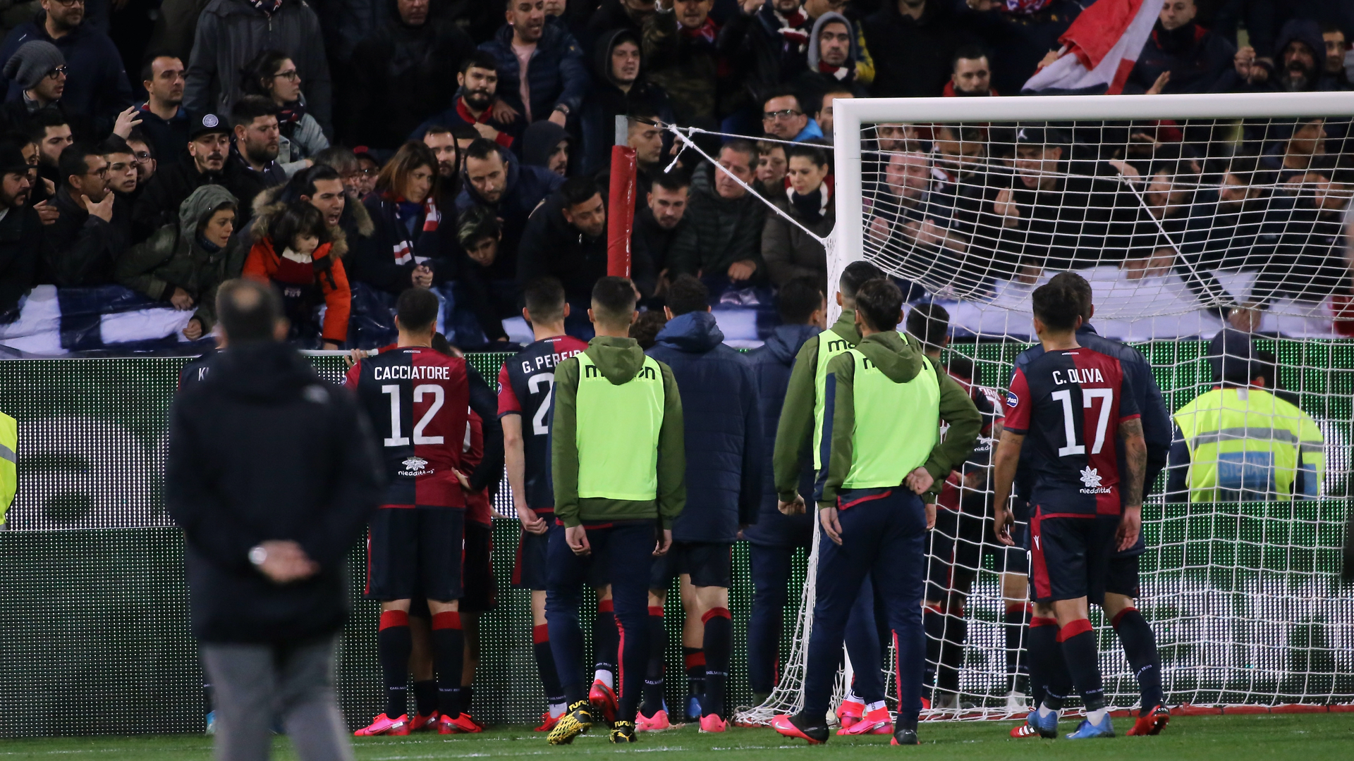 Le beau geste de l'AS Roma envers ses supporters