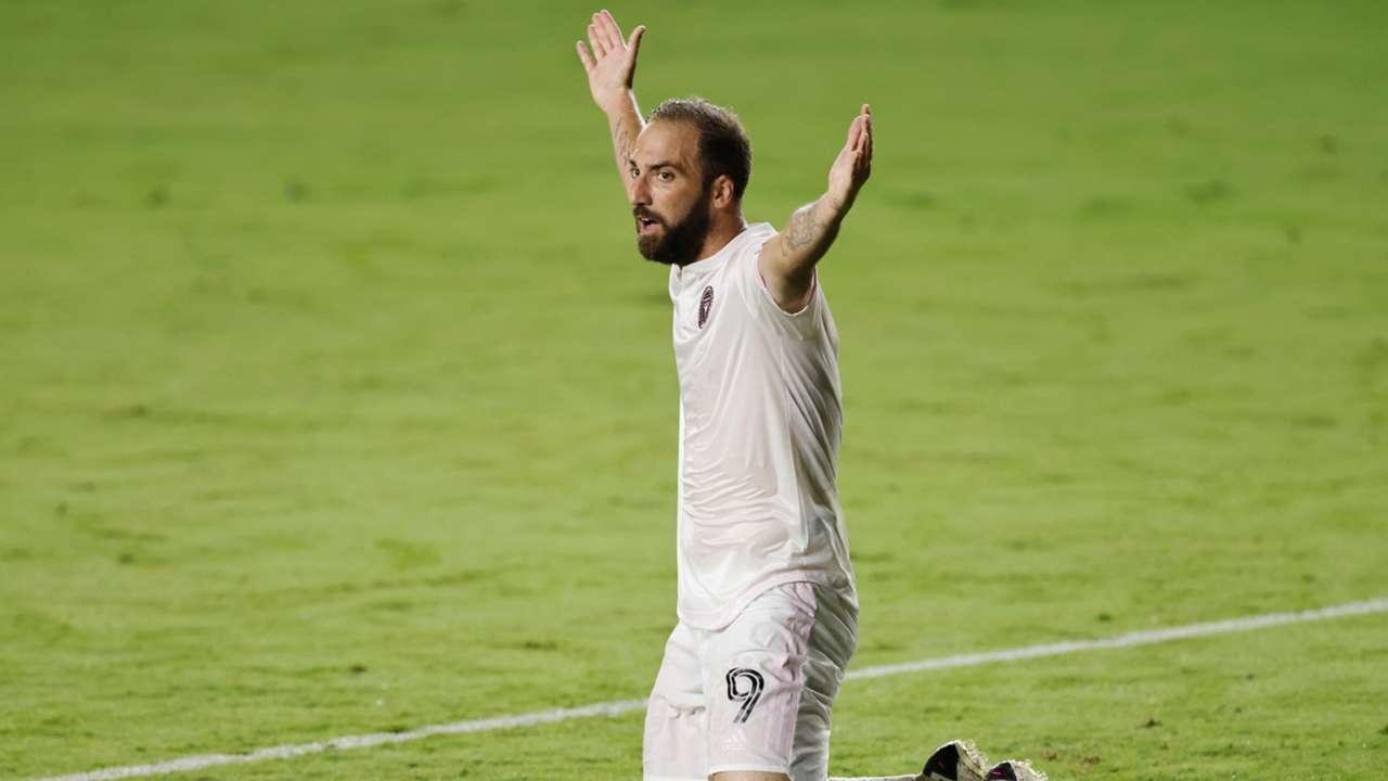 Gonzalo Higuain Inter Miami
