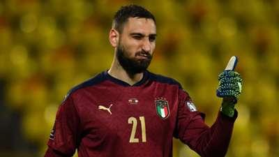 Euro 2020 Top 100 Gianluigi Donnarumma