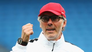 Laurent Blanc PSG Paris Saint-Germain