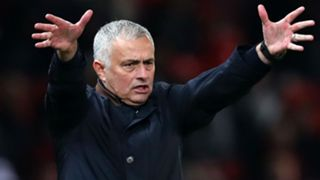 Jose Mourinho Manchester United Young Boys 271118