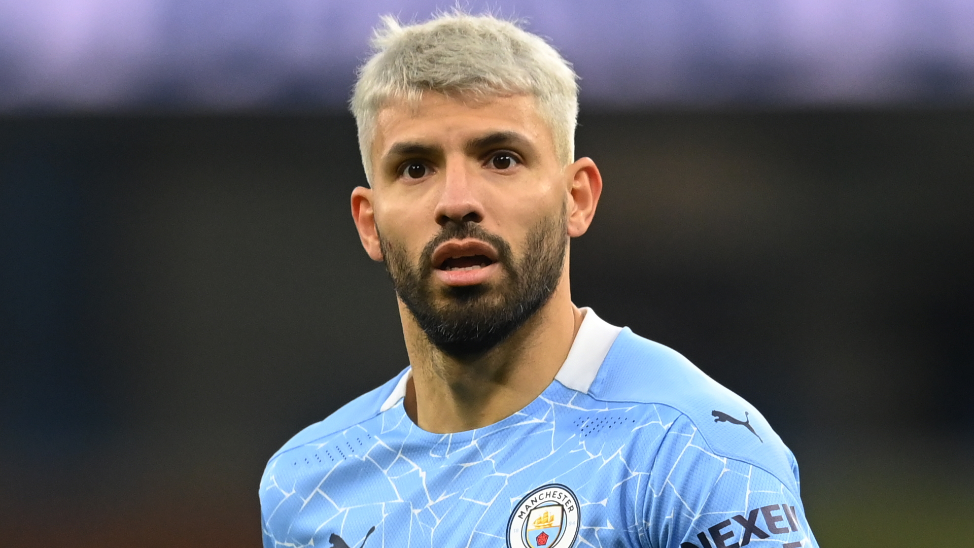 Aguero waiting to return to Man City training as Guardiola is wary of Sheffield United after Man United shock
