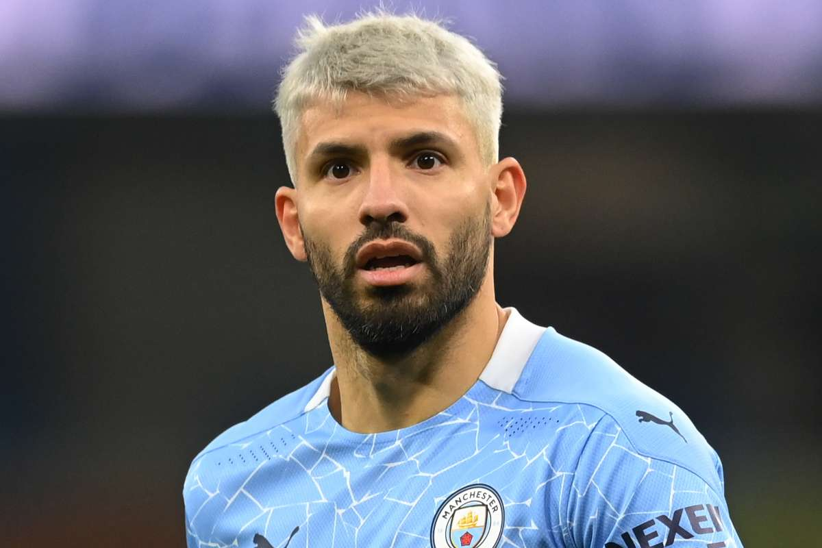 Manchester City striker Aguero reveals he has tested positive for  coronavirus | Goal.com
