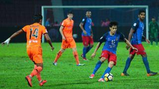 Nazmi Faiz, Johor Darul Ta'zim