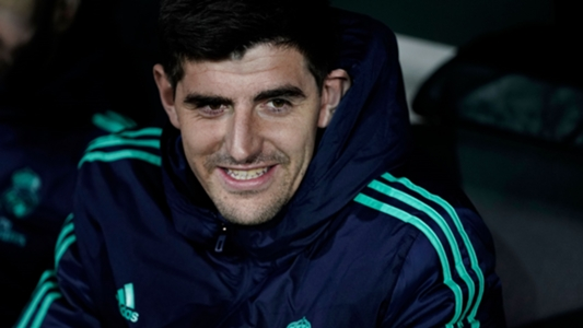 Courtois Made Corner Decision By Himself, Says Zidane