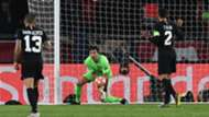 Gianluigi Buffon PSG Manchester United