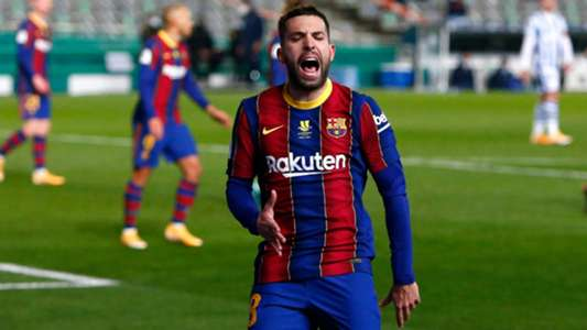 Alba: I know that I am one of the most hated players in football