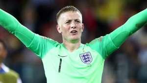 Jordan Pickford England 2018