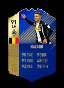 FIFA 18 Bundesliga Team of the Season Thorgan Hazard