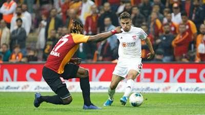 Luyindama Galatasaray Sivasspor Super Lig 10182019