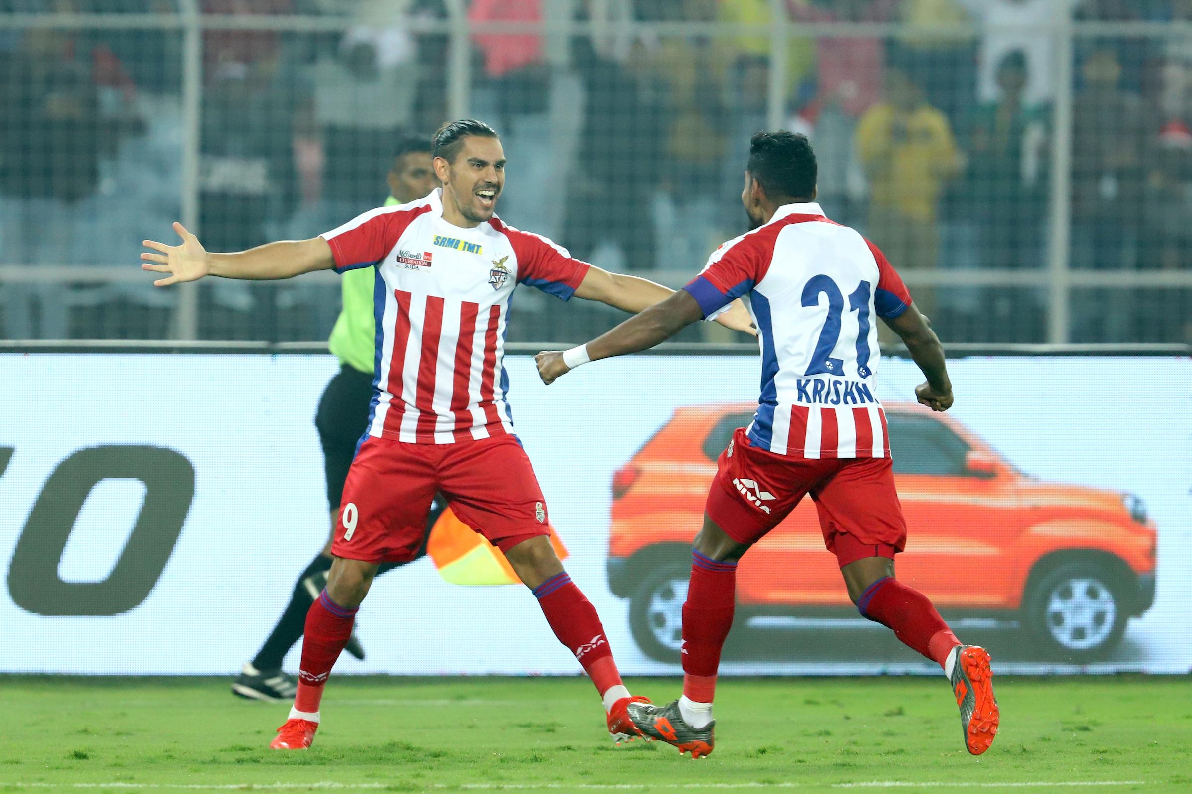 ATK vs Bengaluru FC David Williams