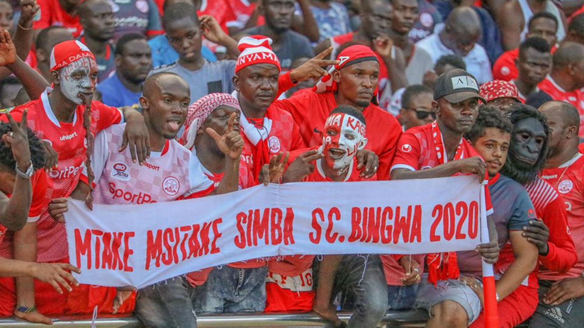 Caf celebrates Simba SC comeback record in club history